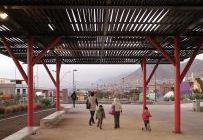 Plazas Antofagasta Limpia y Conectada