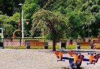 Parque inclusivo Ecuador