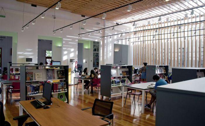 Biblioteca Regional de Antofagasta