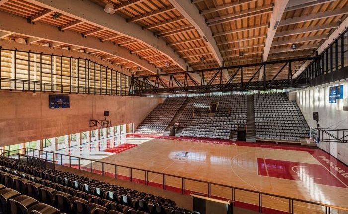 Gimnasio Municipal de Salamanca