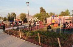 Revitalización Plaza Mafalda