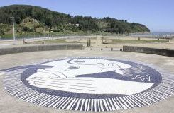Parque Costanera Lafquenmapu Tirúa